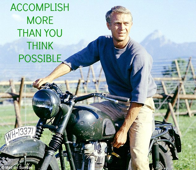 Accomplish more - The great escape