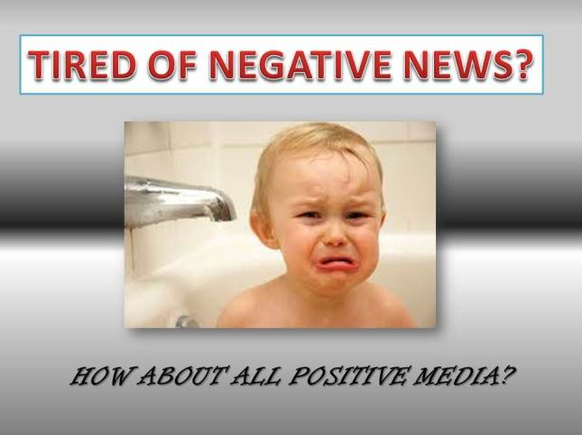 tired of neg news - baby